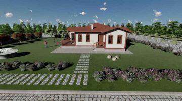Başkent Ankara Köy Evleri Projesi yurttaşların başvurularını bekliyor