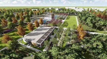 Fatih Kara Surları Millet Bahçesi ihalesi yapıldı
