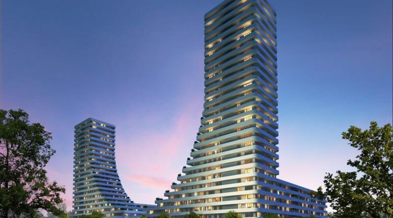 Harmony Towers