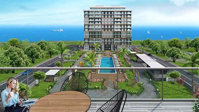 Kumburgaz 212 Sea Palm Residence
