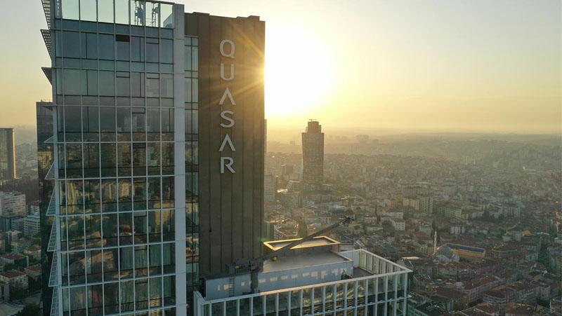 Quasar İstanbul projesinde yüzde 0,99 oranlı 60 ay vade