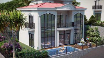Reyyan Villas 4 satışları başladı