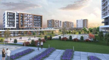 Semt Bahçekent projesinde 2. yılda ödeme