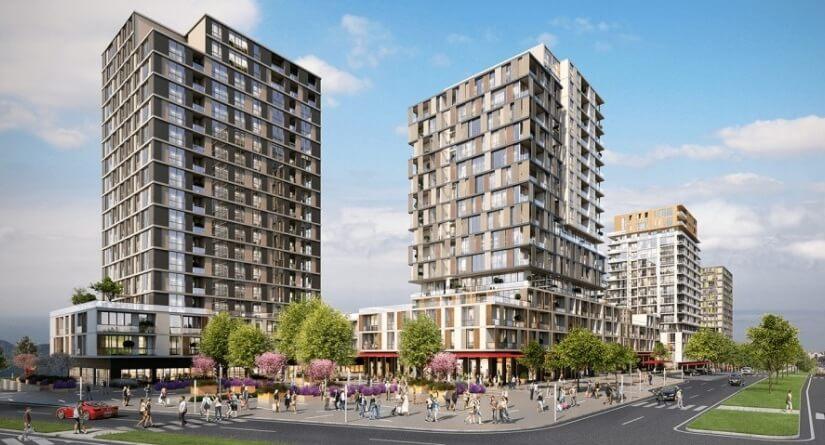 Akzirve Strada Bahçeşehir satılık ve kiralık daire fiyatları ne kadar?