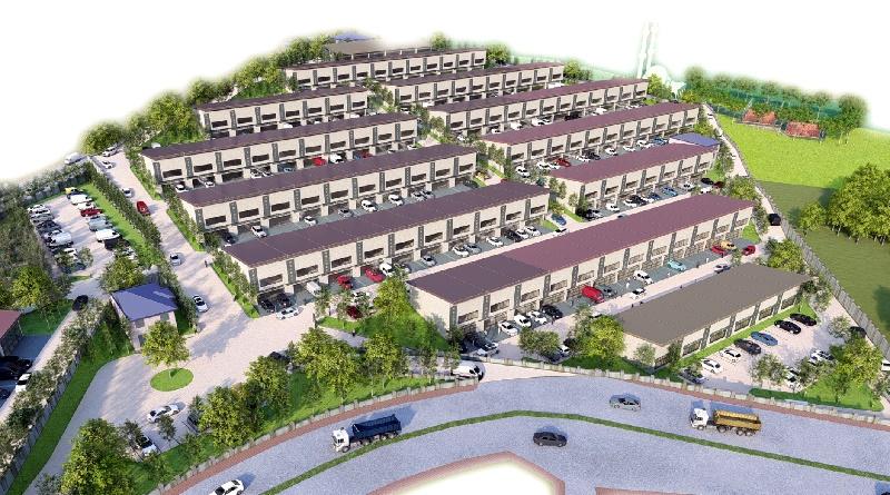 Toki Arnavutköy Küçük Sanayi Sitesi ihalesi yapıldı