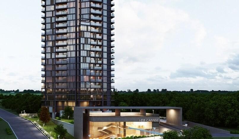 Veb Tower konutları yüzde 0.99 faiz oranıyla satışta