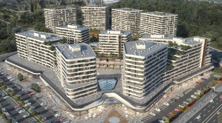 Velux Ankara projesinin yüzde 50'si tamamlandı