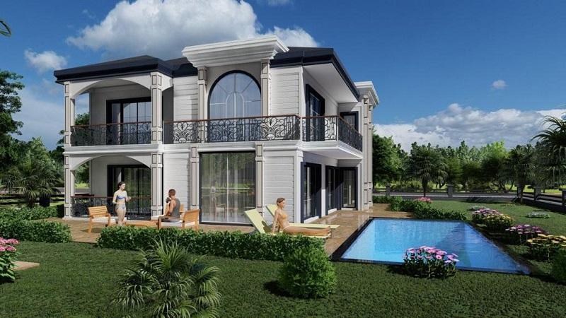Yeşiltepe Villaları Didim