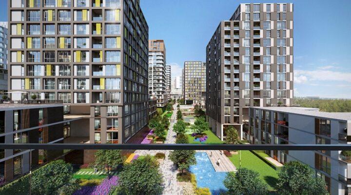 Bahçeşehir Strada projesinde alıcılarına özel ödeme imkanları