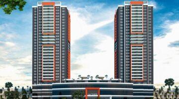 Can Towers sitesinde sosyal alanlar