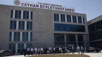 Ceyhan Devlet Hastanesi hizmet hayatına başladı