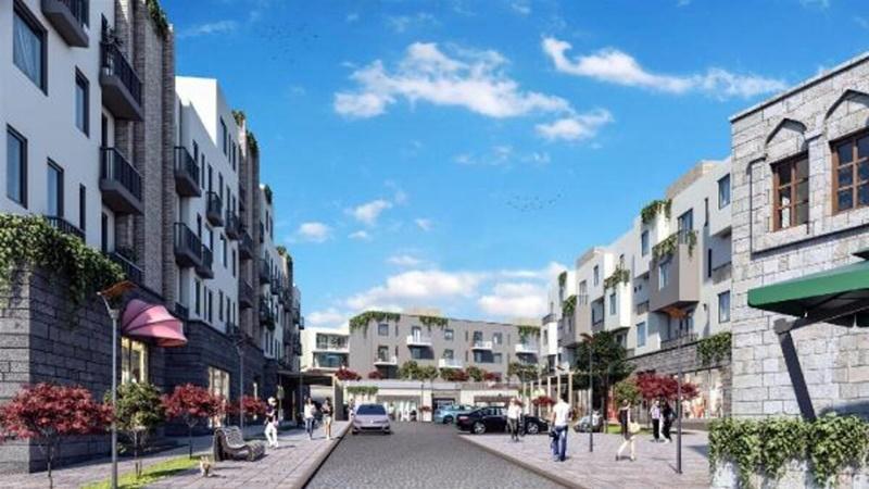 Kale Etrafı Kentsel Dönüşüm Projesi için konut bölgesi seçildi